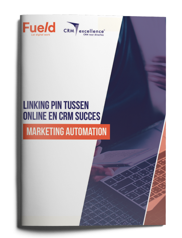 Marketing automation: de linking pin tussen online en CRM