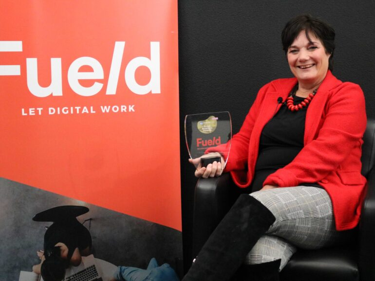 Fueld wint de Small Business Award!