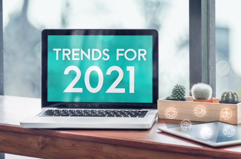 Online B2B marketingtrends 2021