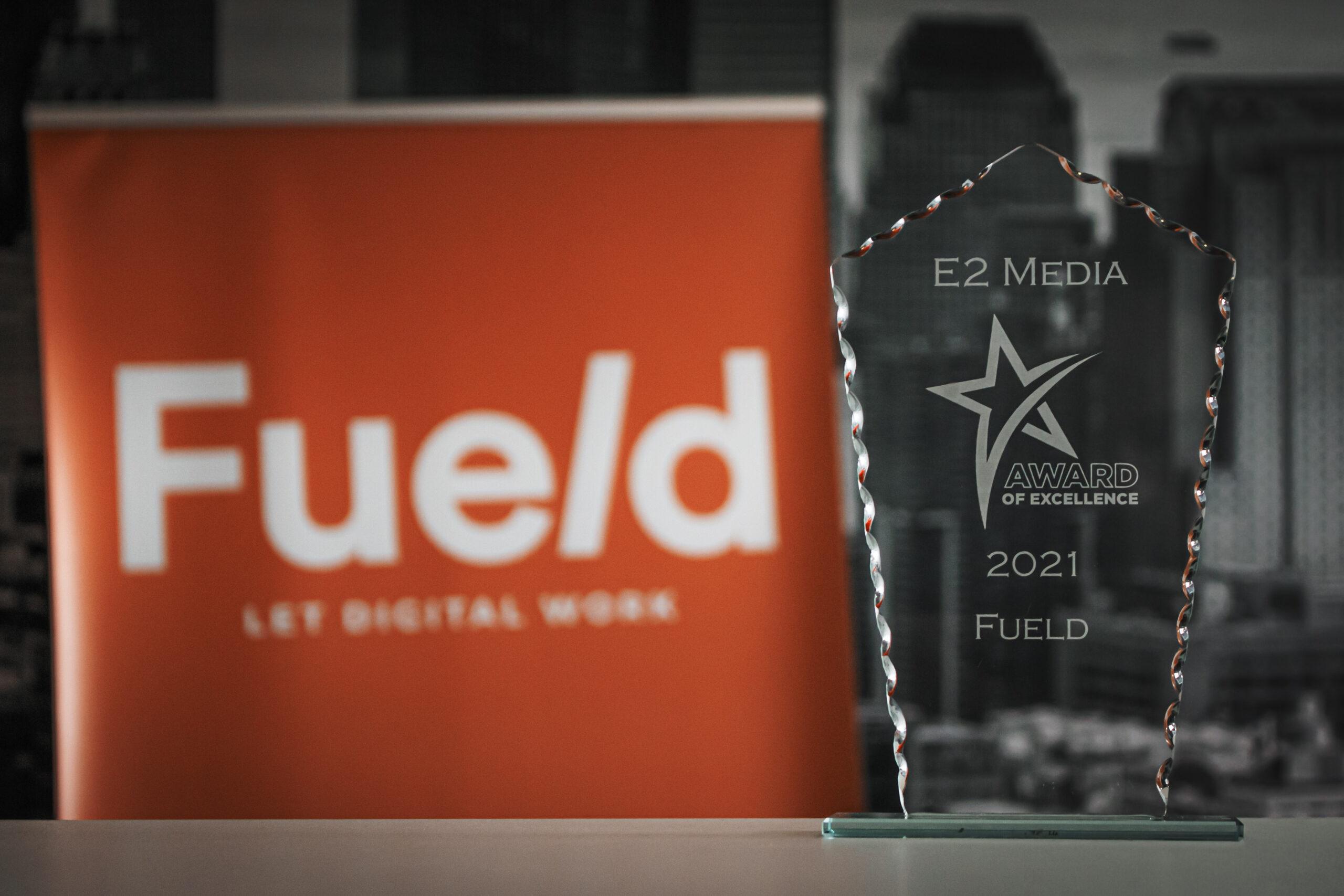 Fueld award voor banner