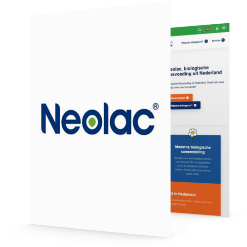Neolac fueld case marketing