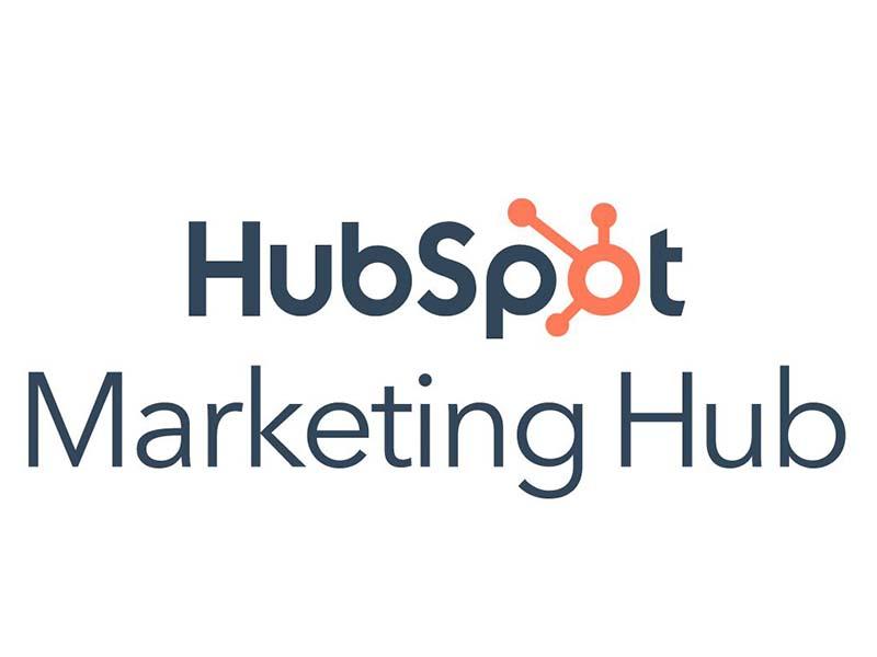 HubSpot marketing hub logo