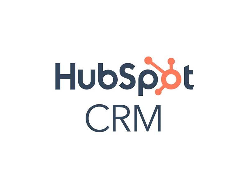 HubSpot CRM hub logo